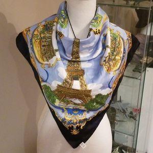 Parisian Souvenir Scarf! LOVELY!